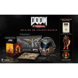 DOOM ETERNAL COLLECTORS...