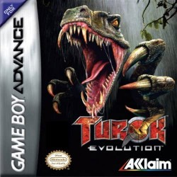 TUROK EVOLUTION GAME BOY...