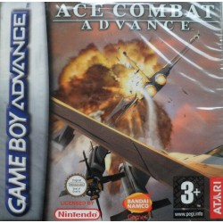 ACE COMBAT ADVANCE GAME BOY...