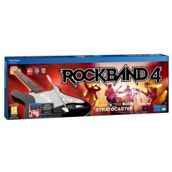 ROCK BAND 4 + GUITARRA...