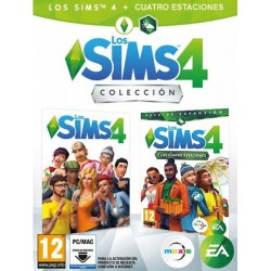 LOS SIMS 4 + EXPANSION Y...