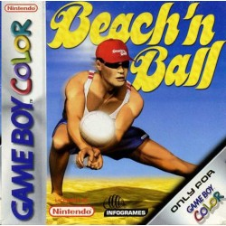 BEACH'N BALL GAME BOY COLOR