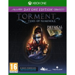 TORMENT : TIDES OF NUMENERA DAY ONE EDITION