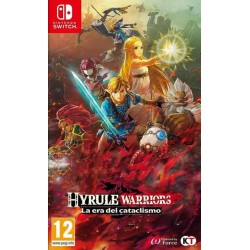 HYRULE WARRIORS: AGE OF...