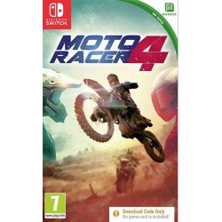 MOTO RACER 4 MICROIDS...