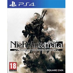 NIER AUTOMATA GAME OF THE...