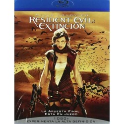 RESIDENT EVIL EXTINCION...