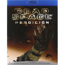DEAD SPACE PERDICION BLU-RAY