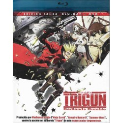 TRIGUN BADLANDS RUMBLE...