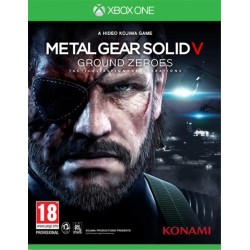 METAL GEAR SOLID V : GROUND...