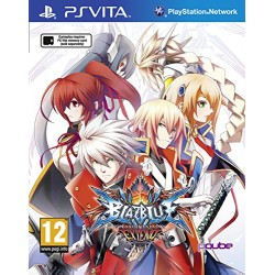 BLAZBLUE CHRONO PHANTASMA...