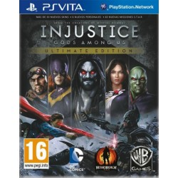 INJUSTICE : GODS AMONG US ULTIMATE EDITION