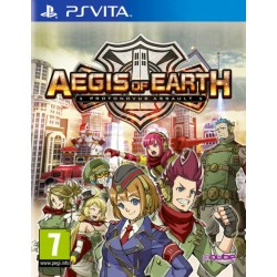 AEGIS OF EARTH : PROTONOVUS ASSAULT