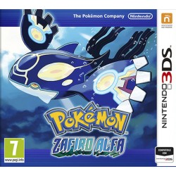 POKEMON ZAFIRO ALFA