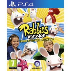 RABBIDS INVASION:LA SERIE...
