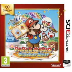 PAPER MARIO : STICKER STAR...