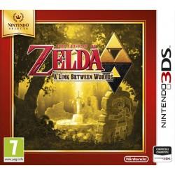 ZELDA : A LINK BETWEEN WORLDS (NINTENDO SELECTS)