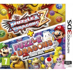 PUZZLE  DRAGONS Z: SUPER...