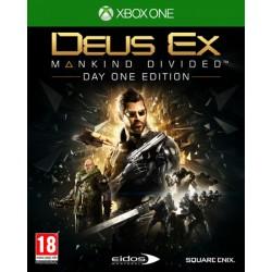 DEUS EX : MANKIND DIVIDED...