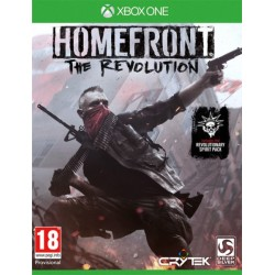 HOMEFRONT : THE REVOLUTION...