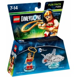 LEGO DIMENSIONS FUN PACK : WONDER WOMAN  71209