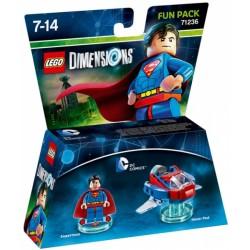 LEGO DIMENSIONS FUN PACK : DC SUPERMAN 71236