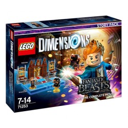 LEGO DIMENSIONS STORY PACK : FANTASTIC BEASTS 71253