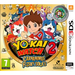 YO-KAI WATCH 2 : CARNÁNIMAS