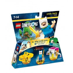 LEGO DIMENSIONS LEVEL PACK : HORA DE AVENTURAS 71245
