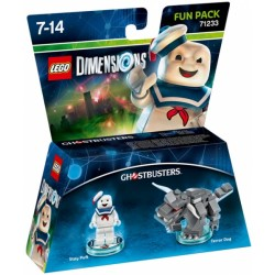 LEGO DIMENSIONS FUN PACK : STAY PUFT 71233