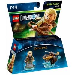 LEGO DIMENSIONS FUN PACK : SDLA LEGOLAS 71219