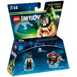 LEGO DIMENSIONS FUN PACK : DC BANE 71240