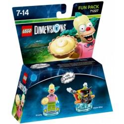 LEGO DIMENSIONS FUN PACK : LOS SIMPSON KRUSTY 71227