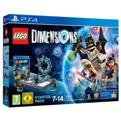 LEGO DIMENSIONS PACK DE INICIO