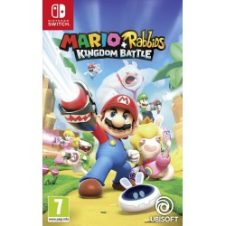 MARIO + RABBIDS : KINGDOM...