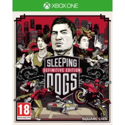 SLEEPING DOGS : DEFINITIVE...
