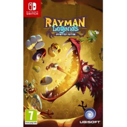 RAYMAN LEGENDS DEFINITIVE...