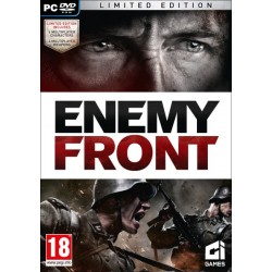 ENEMY FRONT LIMETED EDITION