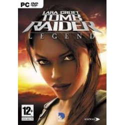 LARA CROFT TOMB RAIDER LEGEND