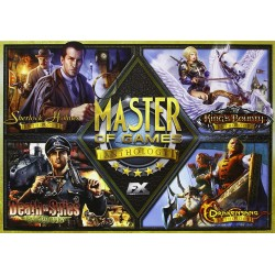 MASTER OF GAMES ANTHOLOGY