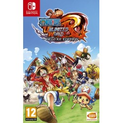 ONE PIECE : UNLIMITED WORLD RED EDICIÓN DELUXE