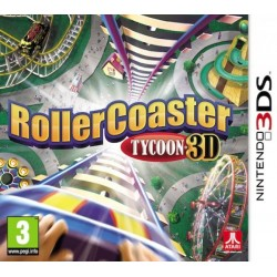 ROLLER COASTER TYCOON 3D