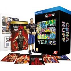 WWE 2K18 EDICION COLECCIONISTA