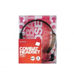 COMBAT HEADSET WOXTER COMPTABLE CON PS3