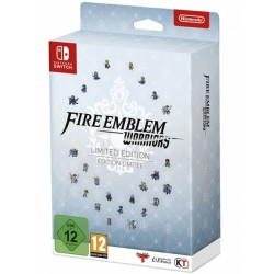 FIRE EMBLEM WARRIORS...