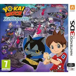 YO-KAI WATCH 2 : MENTESPECTROS