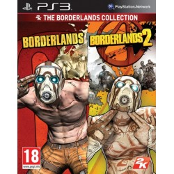 BORDERLANDS COLLECTION...