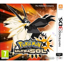 POKEMON ULTRASOL