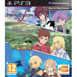 TALES OF SYMPHONIA CHRONICLES/TALES OF GRACES f