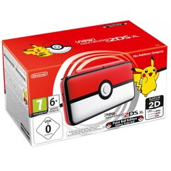 NEW NINTENDO 2DS XL EDICION POKEBALL